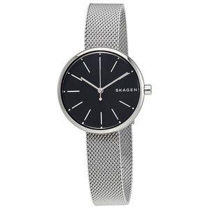 Skagen Signatur SKW2596 Silver Mesh Watch